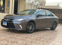 For sale 2017 Grey Camry