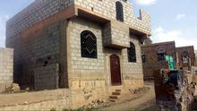 للبيع بيت مسلح دور ونص في صنعاء