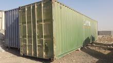 حاويه كونتينر 40 قدم للبيع أو للايجار حاويات سقف عالي