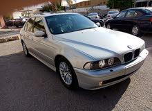 بي إم دبليو BMW 530i فل الفل موديل 2002 استيراد سويسرا @