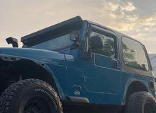 1998 Used Wrangler with Manual transmission is available for sale