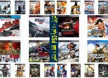 تنزيل 40 لعبة PS3 فقط  8 دنانير