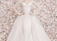 فستان زفاف بسعر مناسب