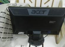 شاشة كمبيوتر 250 ريال