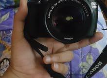 كاميرا كانون D1200 للبيع نضيفة حيل