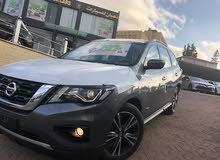 Automatic Nissan 2018 for sale - New - Zarqa city