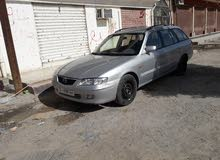 Manual Mazda 2002 for sale - Used - Ajdabiya city