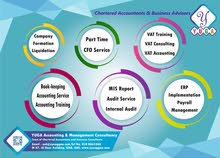 Auditing / Accounting / VAT Return filing / Company Formation- 0508865368