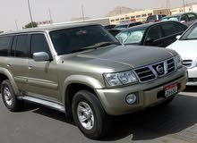 Nissan Patrol 2002 for sale in Al Ain