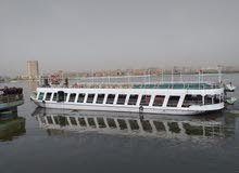 Used Motorboats is up for sale in Cairo