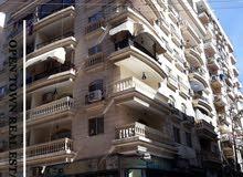 شقة 180 متر مميزة جداً بمكان مميز على الخليفة المأمون مصر الجديدة