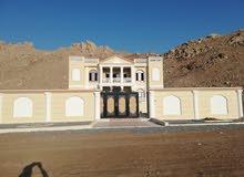 470 sqm  Villa for sale in Manah
