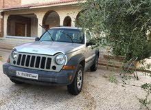Grey Jeep Liberty 2006 for sale