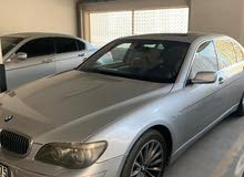 BMW 750 Li in Good condition from inside and outside for SALE