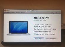 Laptop up for sale in Al Karak