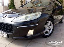 Peugeot 407 - Amman