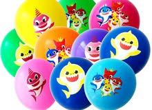 بالونات بيبي شارك للأطفال