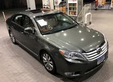 Gasoline Fuel/Power   Toyota Avalon 2011