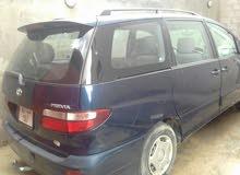 Toyota Previa car for sale 2001 in Tripoli city