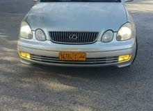Used condition Lexus GS 2002 with 1 - 9,999 km mileage