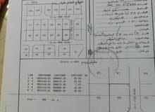 بيع ارض كورنر مفتوحه من جهتين في منظقة قايمه في حي العزة