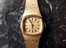 Rado vintage gold plated women's Wristwatch