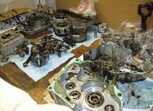 محرك دراجه هوندا  650XR للبيع مفروط