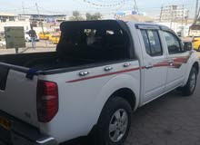 Gasoline Fuel/Power   Nissan Navara 2011