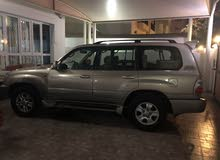 Gold Toyota Land Cruiser 2004 for sale