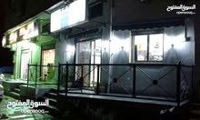 للشورما مكان للايجار مطعم -صلاح الدين