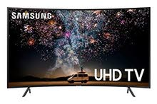 55 inch samsung curved one.. smart tv. uhd. new with box