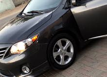 Toyota Corolla 2011 For sale - Grey color