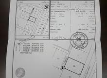 أرض للبيع في المعبيلة 4 بلوك 7 ( المرحلة 10 حالياً)