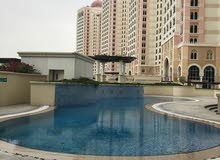 semi furnished apartment for rent in viva. bahriya