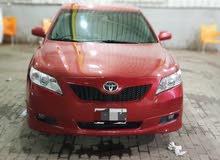 تويوتا كامري امريكي 6 سلندر احمر رياضي 268 HP موديل 2007 اتوماتيك تعرف الان بتويوتا اوريون.