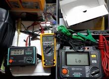 متخصصون في اعمال الكهرباء