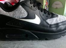 Nike air max 90 essential black size 45