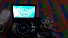 دي في دي جديد مامستخدم اهواي يشغل قرص ويعرض ستلايت وMB3 وراديو جهاز جميل جدا