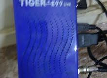 ريسيفر تايجر اتشe99 دي لون ازرق12