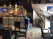 للبيع مطعم ومقهى راقي ومجهز بالكامل في السالمية - شارع سالم المبارك