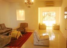 شقة فاخرة عائلية مفروشه نظيفة و بها التكييف