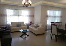 شقة مفروشة مميزة 4 نوم للايجار في ام اذينة