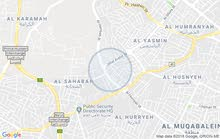 شقة طابق ثالث مساحة 185م للبيع/ حي الصحابة عميش 1