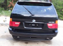 BMW X5 2001 For sale - Black color