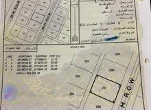 للبيع أرض سكنية بولاية بركاء/القريحه التوزيع الجديد