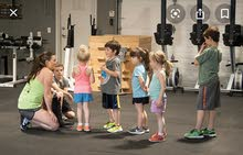 fitness trainer  for kids