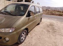 Diesel Fuel/Power   Hyundai H-1 Starex 2001