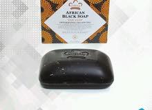 الصابون الأسود الافريقي