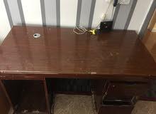 مكتب خشب mdf