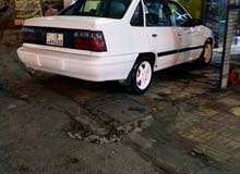 Automatic White Daewoo 1994 for sale